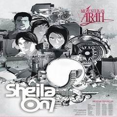 sheilaon7-menentukanarah
